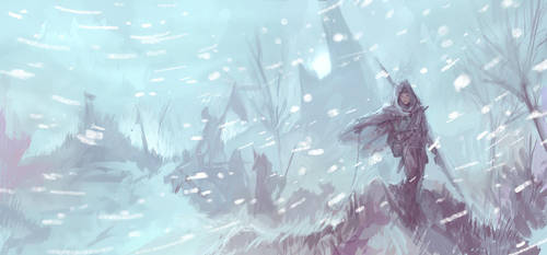 :Cold Days: by martinhoulden