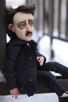 Edgar Poe 1 by Gogolle