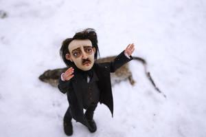 Edgar Poe 2 by Gogolle