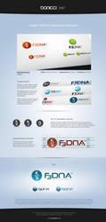 F3DNA Logotype by banicci