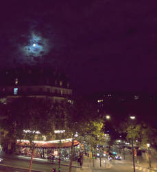 Paris ne dort jamais. by Phil1209