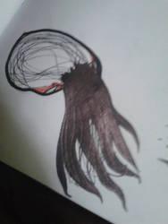 Cthulu Drawn by zionj4160