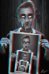 Self Portrait by JaMmanfre