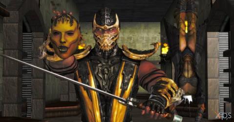 Scorpion's Redemption by WildGold