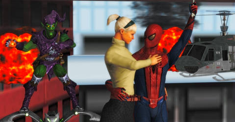 Spider-Man Shattered Dimensions - Classic by WildGold