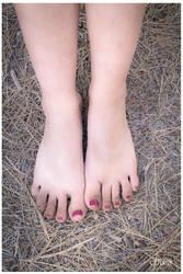 Dirty feet by adtemexi