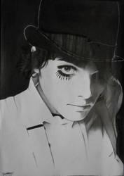 Gerard Way (A Clockwork Orange) by idontloveyoulikeidid
