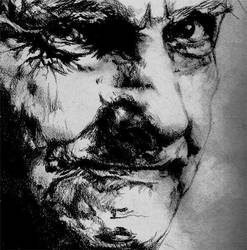 old man this time in pencil by descolada