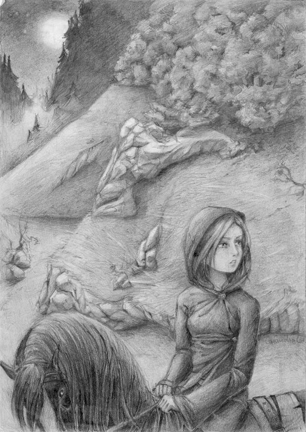 Elvenpath by GreenSprite