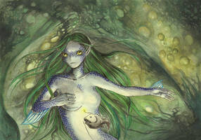 Lemuria by GreenSprite