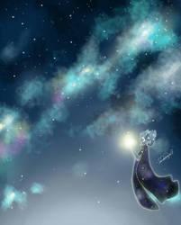Starry night by windyjin1111