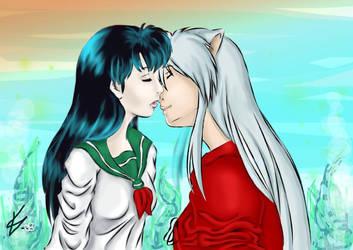 Collaboration: Kissu by KuroNoHime