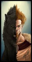 Loki God of Mischief by NoSafeHaven