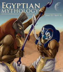 Egyptian Mythology by NoSafeHaven