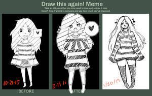 Draw This Again! x2 by JessIsTired