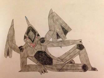Zekrom - Draw Me Like One of Your French Girls by missmikayla14