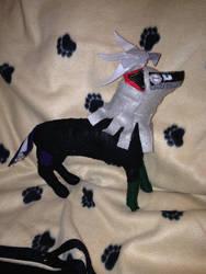 Silvally Dog by missmikayla14