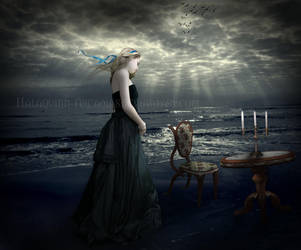 Solitude by halaquinn-arcadias