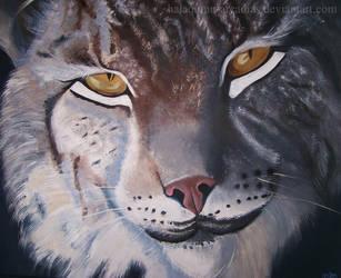 Lynx by halaquinn-arcadias