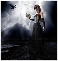 The Reaper by halaquinn-arcadias