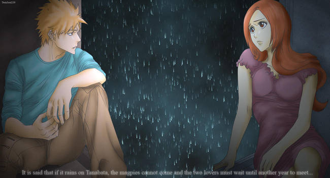 Tanabata-The Rain Separates Us by TwinSoul239