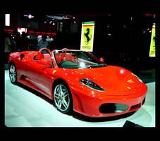 Ferrari by ryano292