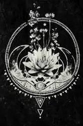 Lotus In The Dark by ElectricRoseShade