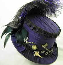 Steampunk Hat by ElectricRoseShade