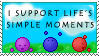 Life's Simple Moments Stamps by Shelly-oneechan