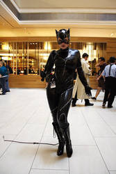 Catwoman Dragoncon 2013 by thesuper
