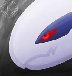 Evil lugia by DragoN-FX