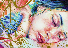 Golden Dreams by weroni