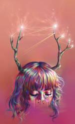 Antlers by weroni