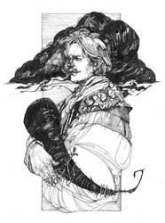 Book illustration by Dzeth