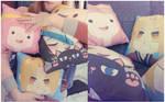 Pillows by Poiizu