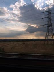 Clouds I by MurrayH