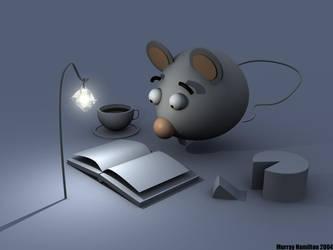 Monty Reading by MurrayH