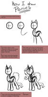 How I Draw Ponies by Assassin-or-Shadow