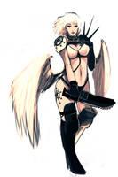Chaos Angel by DeadXCross