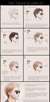Hair Tutorial by satan-jnr