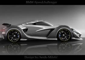 BMW-Speedchallenger concept by Morfiuss