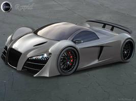 Audi-Rapid by Morfiuss