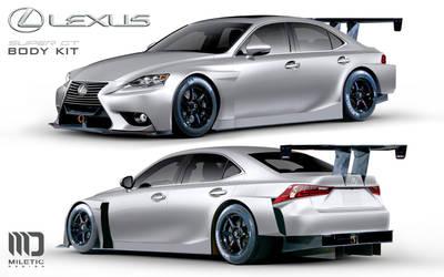 IS Super GT body kit by Morfiuss