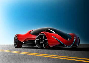 Lexus-Concept by Morfiuss