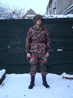 Swiss taz57 uniform by Mariukai
