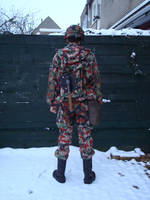 Swiss taz57 uniform backside by Mariukai