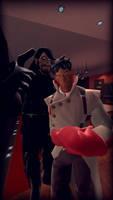 The Scientist MurderPara Origin by DarkSinAura