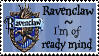 Ravenclaw Stamp by Kileaiya