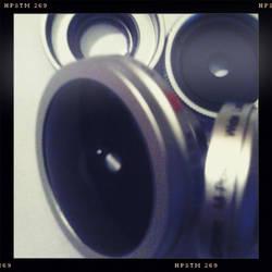 Captured Gizmon Lenses by s-c-w