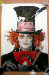 My Mad Hatter by Valeradaine